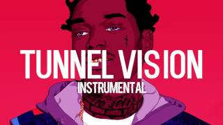 Kodak Black - Tunnel Vision (Instrumental) (HQ)