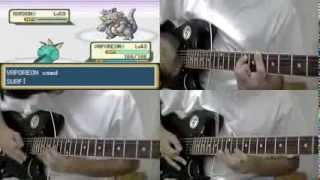 Pokémon - Champion Battle (Guitar)