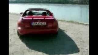 Honda CIVIC CRX Del Sol Video Clip
