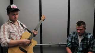 """Mumford & Sons """"Where Are You Now"""" Cover by Broken Wagon Hill"""