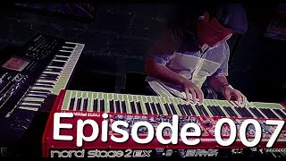 Kemuel Roig Episode 007: Burning Piano Solo