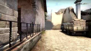 CS:GO - Why it's worth to push through a smoke sometimes