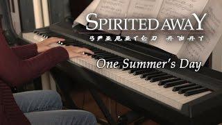 One Summer's Day - Spirited Away [piano]