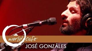 "José González - ""Every Age"" (Recorded Live for World Cafe: Sense of Place - Stockholm)"