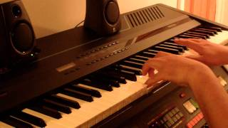 Testing the strings on the Kurzweil K1000