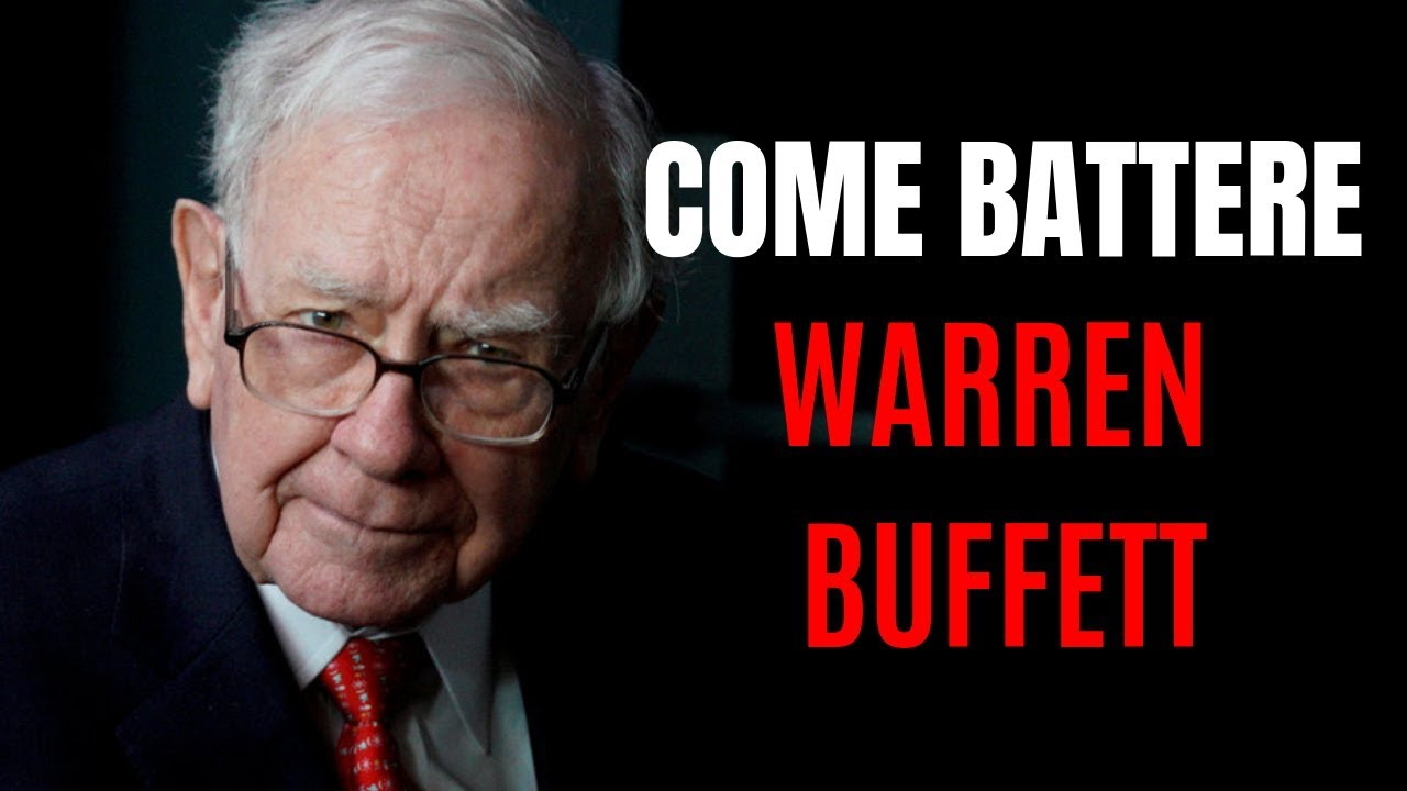 Come battere Warren Buffett [VIDEO]