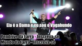A DAMA E O VAGABUNDO   WESLEY SAFADÃO