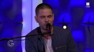"Chris Holsten ""Rays of Light"" (Broiler) LIVE ACOUSTIC from TV2 ""God Morgen Norge"""