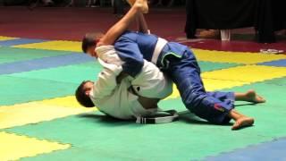 Campeonato Jiu-Jitsu Adulto- Masculino faixa Branca- Competidor Guters (Cariacica)