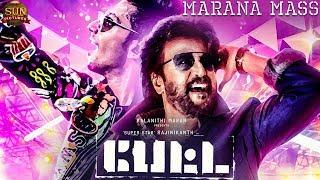 PETTA - Marana Mass Single Countdown Begins! | Rajinikanth | Karthik Subbaraj | Anirudh
