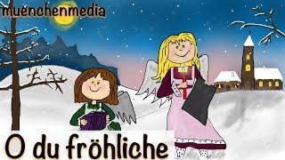 O du fröhliche - Weihnachtslieder deutsch   Kinderlieder deutsch   Weihnachten - muenchenmedia