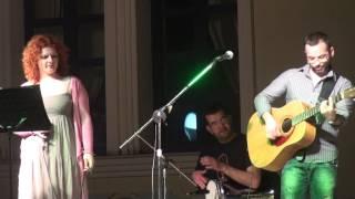 Pantelis Ntzialas: Φεύγω  Live 20-5-2012 HD