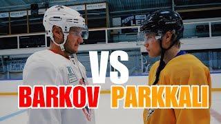 ALEKSANDER BARKOV VS JAAKKO PARKKALI