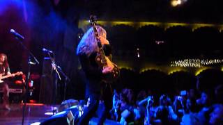 Nelson Joel Hoekstra guitar solo Monsters of Rock Cruise, MSC Poesia, 3/18/13 live concert