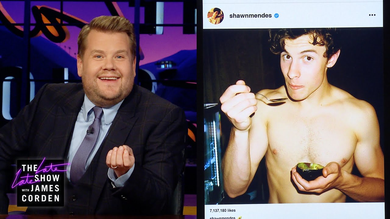 Celebrity Instagram: Shawn Mendes, Gigi Hadid