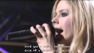 Avril Lavigne - Sk8er Boi [Live at Budokan] [Japan] #Legendado #Tradução #Português #HD
