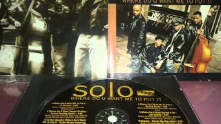 Solo - Heaven (Remix Hip Hop Joint) (1995)