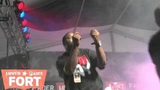 """Jadakiss ft. Styles P, """"Good Times(I Get High)"""" Live at The FADER FORT"""