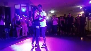 Felix & Ashley @ Sydney Bailar Kizomba Festival 2016