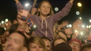 Łzy - Jestem taka jestem [Official Music Video] - Woodstock 2016