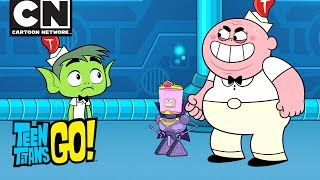Teen Titans Go! | No-Fu | Cartoon Network