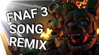 (SFM FNAF) FNAF 3 SONG REMIX (song by CG5)