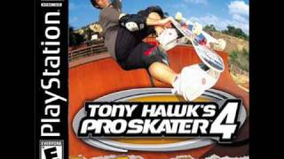 Tony Hawk's Pro Skater 4 OST - My Adidas