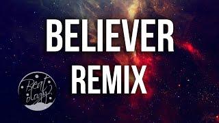 Imagine Dragons - Believer (Kaskade Remix) (Lyrics / Lyric Video)