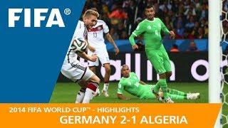 ARGENTINA v BELGIUM (1:0) - 2014 FIFA World Cup™ width=