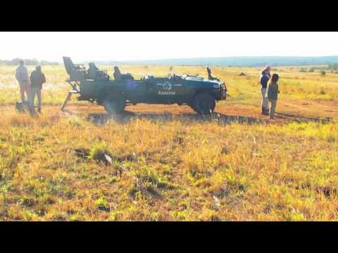 Kapama Game Reserve – South Africa 2012