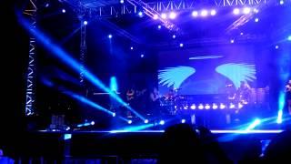 YURIDIA EN CARNAVAL MANZANILLO 2015- ANGEL