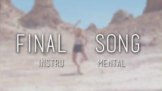 MØ - Final Song (Official Instrumental + Lyrics)