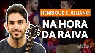 Videoaula Na Hora da Raiva (aula de violão completa)