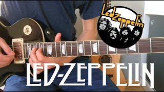 Led Zeppelin - Stairway to heaven COVER SOLO (Guitar)
