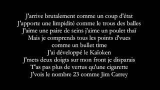 Django - Oiseaux (Paroles)