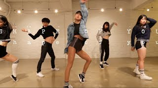 Ed Sheeran - Shape of you ( Cover by J.Fla ) | REA SIM Choreography | ONE LOVE DANCE STUDIO