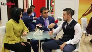 2017 Tüyap Kapı Fuarı Haska Çelik Kapı Sema Ve Hasan Bağcovan İle Röportaj   Kapı Magazin