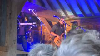 Jasper in the Company of Others Barn on the Farm Festival July 2015 - Nizlopi cover JCB song