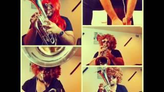Despacito instrumental - Martin Trompudo