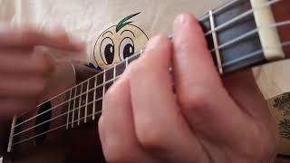 roundabout#solo ukulele