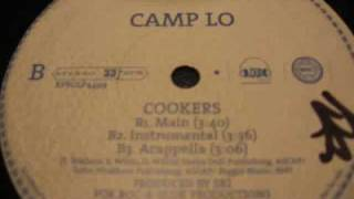 Camp Lo - Cookers Instrumental