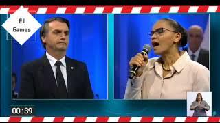 Marina Silva EU TO INVICTO