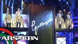 Gollayan girls in all-out 'birit' number on 'Showtime'