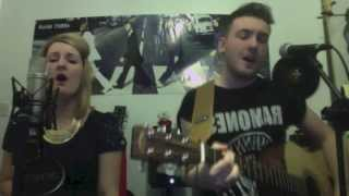 The Elliott Duo - The Cranberries Zombie (Acoustic Live Cover)
