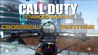 Call of Duty AW Crossbow Montage #1