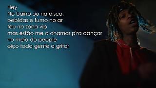 Sean Pd ft. Zara G - Toque Da Night (letra)