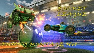 Rocket League Funny Montage - Trololo