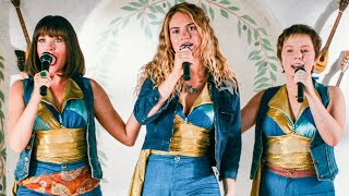 MAMMA MIA 2 'Lily James sings Mamma Mia Song' Scene (2018) Movie Clip