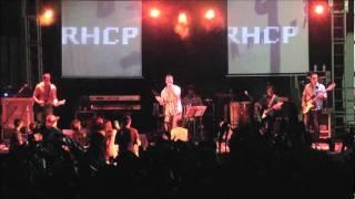Desalinhados - Zephyr Song (RHCP) @ Festas S. Facundo 2011