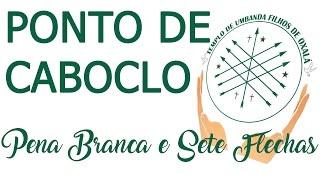 Ponto de Caboclo - Pena Branca - Sete Flechas